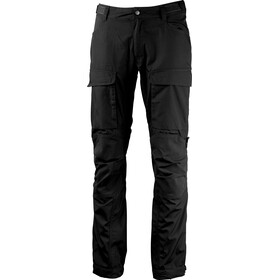 Lundhags Authentic II Pantaloni lunghi Uomo Regular nero